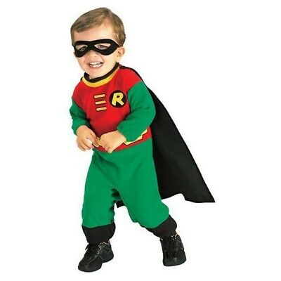 Rubie's Teen Titans Go! Infants Costume, for Children 6 to 12 Months Old