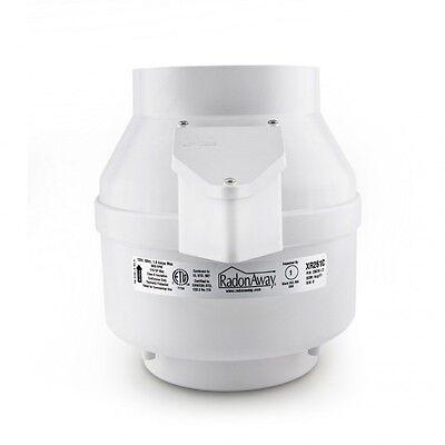 RadonAway XR261 23019-1 Radon General Purpose Durable Mitigation Exhaust Fan