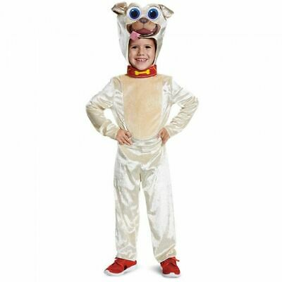 Puppy Dog Pals - Rolly Toddler Costume - Dog Costume Toddler