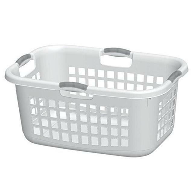 Sterilite 12168006 Sterilite 71L Ultra Laundry Basket 6Pack White