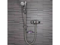 Mira Excel Thermostatic Mixer Shower Chrome EV