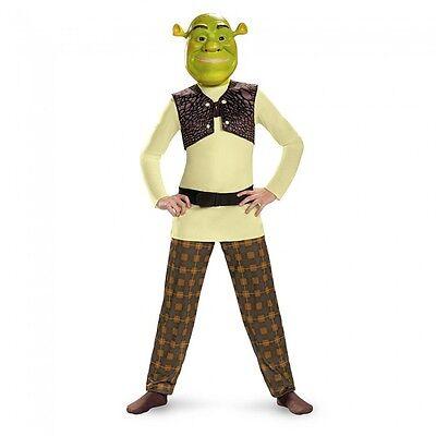 Dreamworks Shrek - Shrek Child Costume](Shrek Costume Kids)