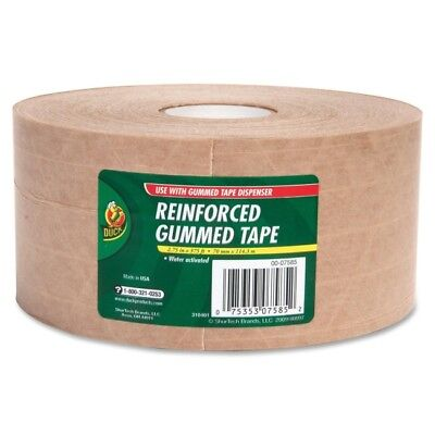 Shurtech Reinforced Gummed Paper Tape - 2.75
