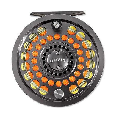 Orvis Battenkill Disc Drag Fly Fishing Reel (Choose Size) Disc Drag Fly Fishing Reel