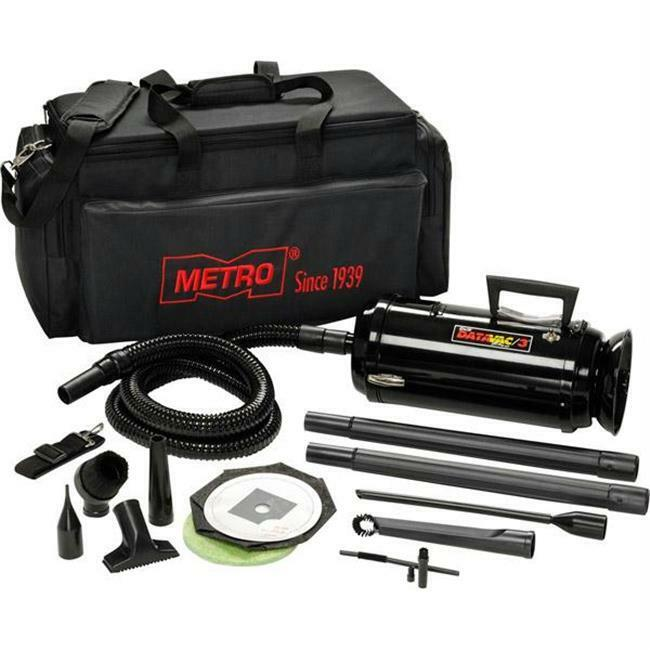 MetroVac DataVac Pro Series 2-Speed Vacuum-Blower with Variable Control and C...