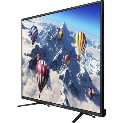 Flat Screen TV Big 55 Inch LED Entertainment Ultra HD 2160p HDTV 4K 2K Screens