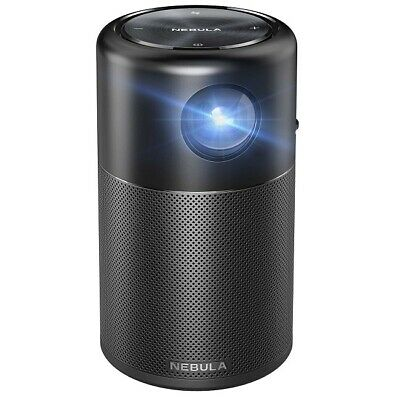 Anker Nebula Capsule Pro Portable Projector with Built-in Speaker D4111J11