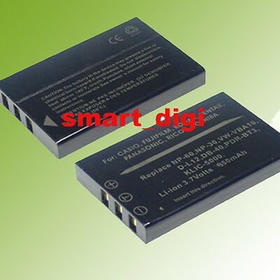 NEW Digital CAMERA Battery for HP Photosmart R725 R707