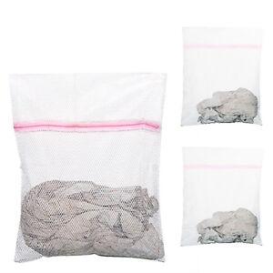 3x filet sac linge protection pour lavage laver en machine lingerie v tements. Black Bedroom Furniture Sets. Home Design Ideas