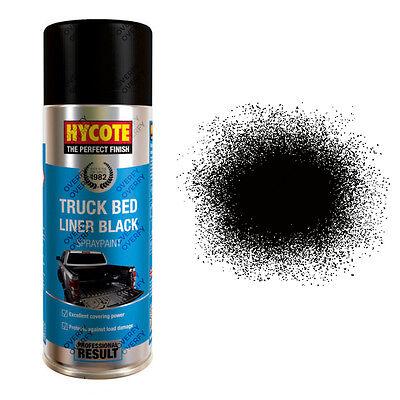 X23 Hycote 400ml Black Truck Bed Liner Aerosol Car Spray