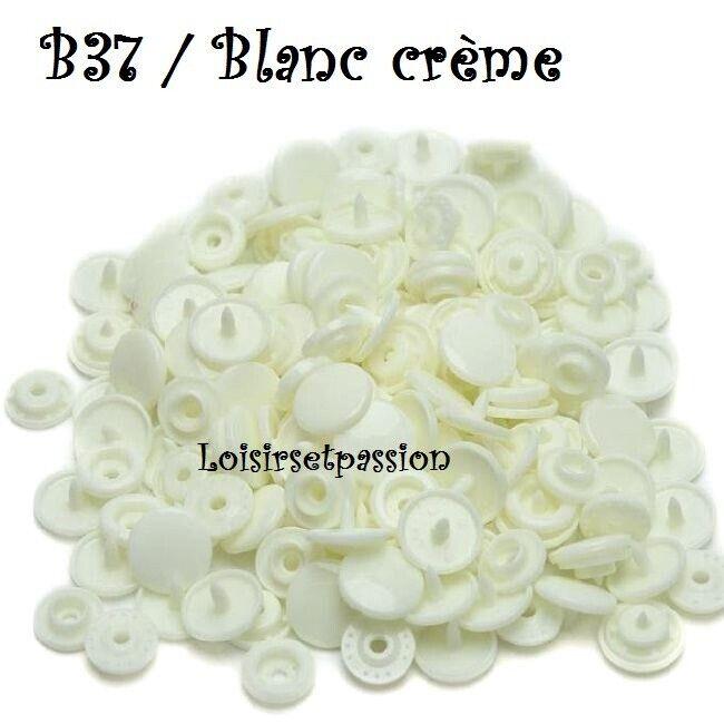 Couleur B37 / BLANC CRÈME