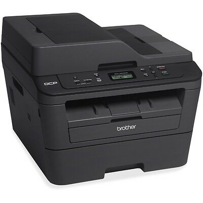 Brother DCP-L2540DW Laser Multifunction Printer - Monochrome