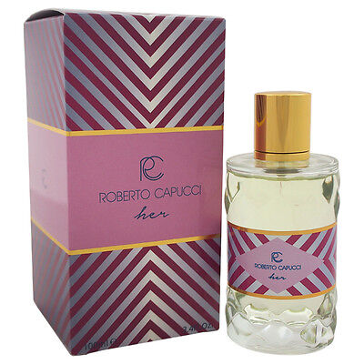 Her by Roberto Capucci for Women - 3.4 oz EDP Spray