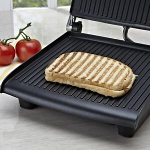 Cafe-Style Panini Grill