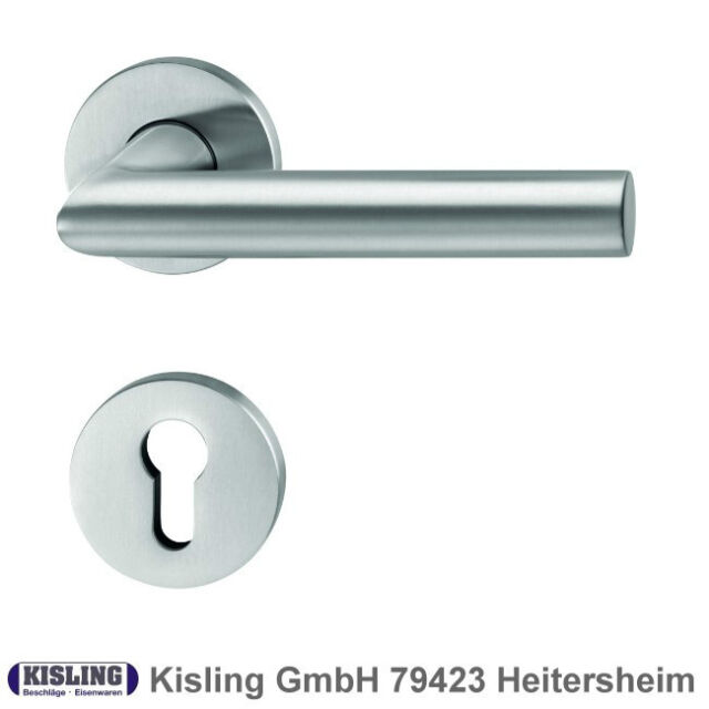 Door Fittings Eurolaton Stainless Steel L 8001 Mitered Form BB | eBay