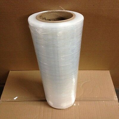 18 X 1500 1 Roll Shrink Wrap Stretch Banding Film 80 Gauge
