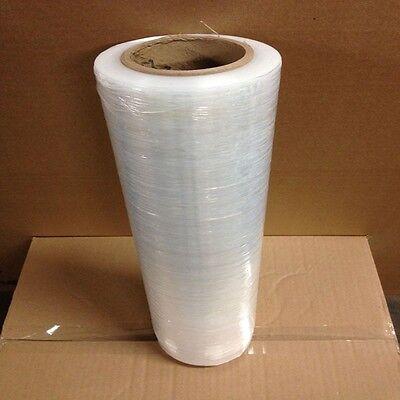 18 X 1500 1 Roll Shrink Wrap Stretch Banding Film 80 Gauge