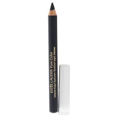Estee Lauder Pure Color Intense Kajal - # 01 Blackened Black- 0.04 oz Eyeliner Estee Black Eyeliner