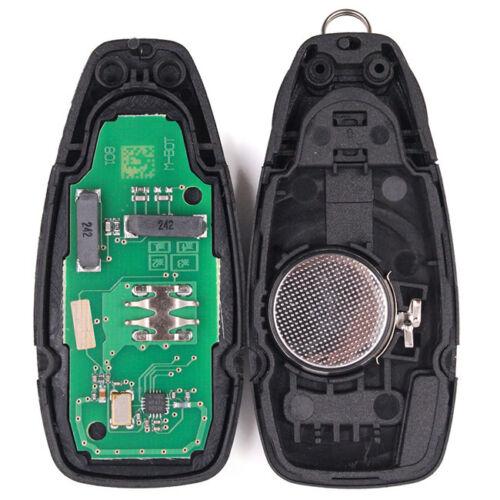 3B Remote Key 433MHz ID83 for Ford Focus C-Max Fiesta Focus FCC ID:KR55WK48801