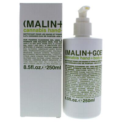 Cannabis Hand and Body Wash by Malin + Goetz for Unisex - 8.5 oz Body Wash