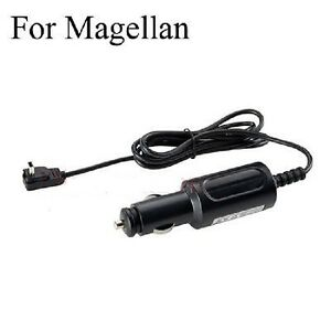 5V - 1A Car Charger for Magellan GPS - Vehicle Power Adapter/Cab