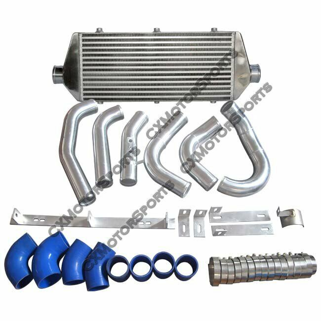 CXRacing Bolt-on FM Intercooler Piping Kit For 00-07 Volvo P2 V70 XC70 2 4T  Blue