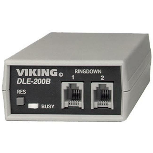 Viking Electronics VK-DLE-200B Viking Two-Way Line Emulator
