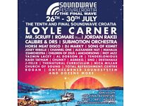 Sound Wave Festival Tickets 2018 24th - 31st July