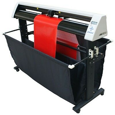 "48"" Redsail 1360C Vinyl Sign Cutter Plotter with Contour Cut Function"