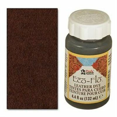 Eco-Flo Leather Dye 4.4 oz (132 mL) Bison Brown 2600-03 by Tandy Leather