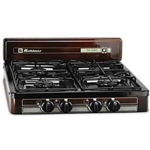 NEW Thorne Electric PFK-400 Koblenz 4 Burner Gas Stove