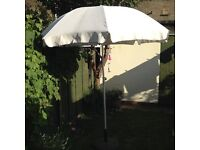 massive sun parasol huge and sturdy