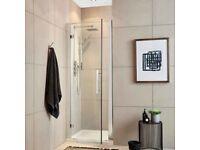 800mm shower door - unused