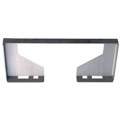 Titan Attachments 38 Thick Heavy Duty Quick Tach Skid Steer Style Mount Plate