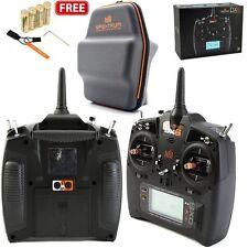Spektrum DX6 6-Channel 6CH DSMX Transmitter / w Radio Bag Mode 2 SPMR6700