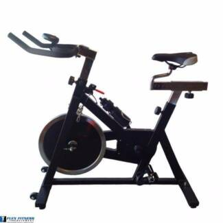 NEW SPIN BIKE. HEAVY DUTY CRANK. ADJUSTABLE. COMPUTER. Malaga Swan Area Preview