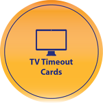 TV Timeout Cards