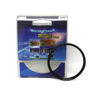 Have Uv Protection - MaximalPower-52mm-MC-UV-Lens-Filter  MaximalPower-52mm-MC-UV-Lens-Filter Have o