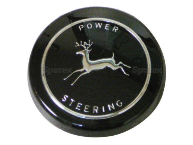 R45792 New John Deere Tractor Steering Wheel Cap 8