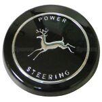 R45792 New John Deere Tractor Steering Wheel Cap 8 picture