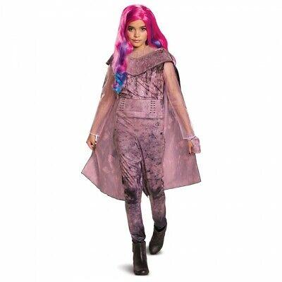 Halloween Costumes For Girl Tweens (Disguise Disney Descendants 3 Movie Audrey Deluxe Tweens Halloween Costume)