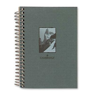 Mead Mea45478 Notebook- Wirebound- College Ruled- 140 Sheets- 5in.x7in.- Desi...