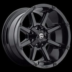 "BRAND NEW Fuel Coupler Rims!! 6x135 6x139.7 6x5.5 20"" F150 Chevy GMC 1500 Yukon Tahoe Escalde"