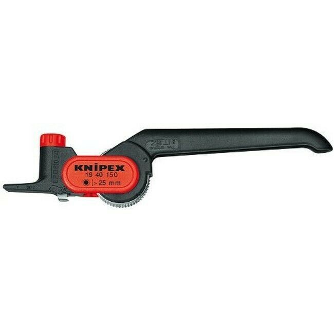 Knipex Dismantling Cable Stripper 1-inch Capacity
