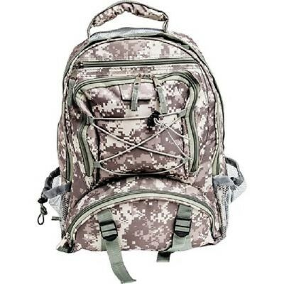 B F Systems Lubpsd Digital Camo Water Resistant Backpack