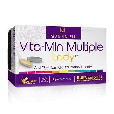 OLIMP VITA-MIN MULTIPLE LADY 60 KAPS Vitamine Mineralien (Frauen Kaps)
