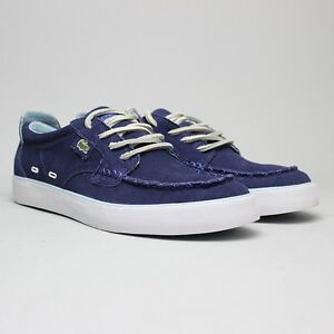 Brand New in the Box – Lacoste shoes - Size 12 - Blue Ingaro