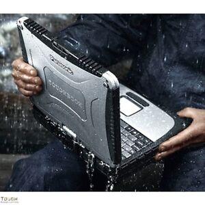 Ordinateur portable puissant Panasonic Toughbook CF19 Core i5, t