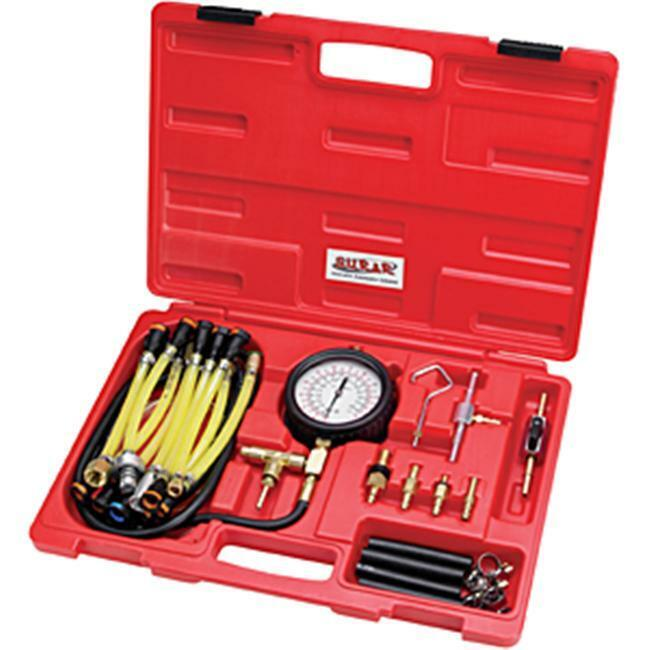 S.u.r. & R. Srrfpt22 Deluxe Fuel Injection Pressure Tester Kit- 30 Pc
