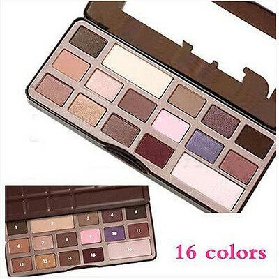 New Pro.16- Colors Eyeshadow Cosmetic Shimmer Makeup Matte Palette Set on Rummage